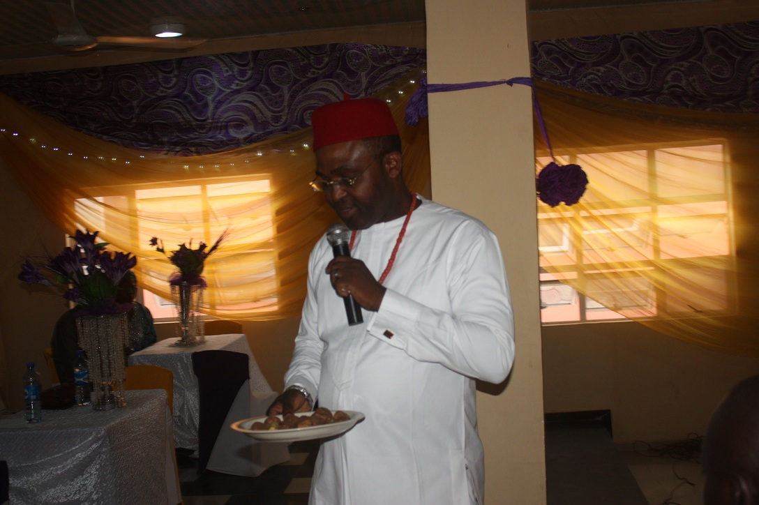 Chief Anthony Akuneme (Ochendo) ADF CO-FOUNDER/PRESIDENT