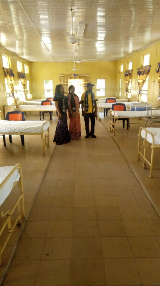 The renovated ACH maternity ward